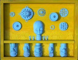doll parts by bawayan