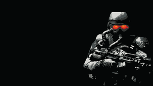 Helghast Solider by Oldhat104