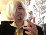 Sanji new world Cosplay by Daft-punk-girl2