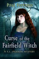 The Curse of the Fairfield Witch - Book Cover by SBibb