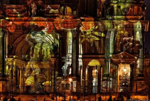 Berlin - Festival of Lights by pingallery