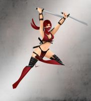 Skarlet the bloodthirsty by Utopian-MK