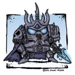 Lich King by stuartmcghee
