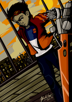 Generator Rex by pseudothetic