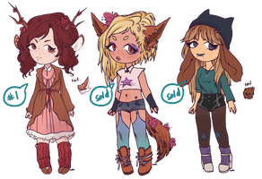 [no. 1 OPEN] Kemonomimi adopts by wiispe