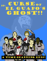 Ghostbusters-Three Amigos Teamup by DanTheRawr