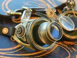 Steampunk: Goggles 2 by EMasqueradeGallery