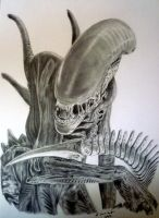 Alien by Gough83