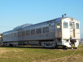 Lehigh Valley Diesel Railcar No. 40 by rlkitterman