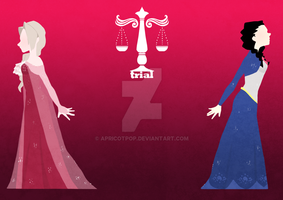 *  Ace-Attorney : Frozen* by apricotpop