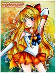 Super Sailor Venus by eleoyasha