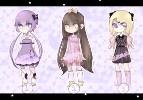 [CLOSED] Cute Doll Adopts by XxXKamuXxX