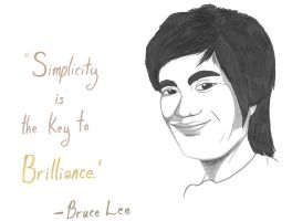 Bruce Lee_Quote[2] by Ila-Mae