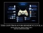 Motivation - The Controls for Resident Evil 6 by Songue
