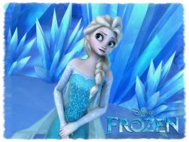 Disney's Frozen: Free From Life by Irishhips