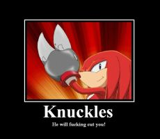 Knuckles by rumper1