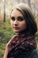 Autumn portrait by MariKummer
