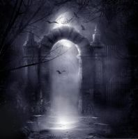 Gothic Background STOCK by wyldraven
