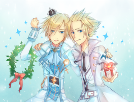 Dragon Nest: Secret Santa to iVaril by camikawaii