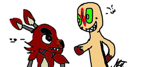 Five nights at Freddys meets SCP by ThedragonsoftheCAT