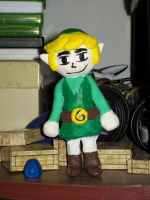 Clay Wind Waker Link by Neji23