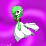 Elegance of Gardevoir by Nukude