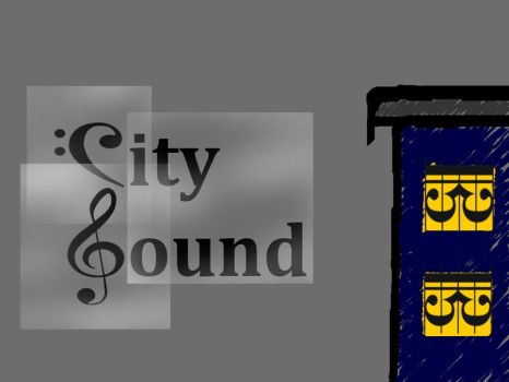 City Sound Logo by Thexxis