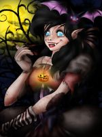 Melody Halloween by rebenke
