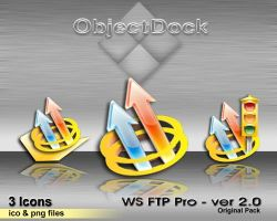 WS FTP Pro ver 2 by weboso