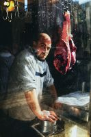 Butcher by cedrus