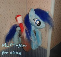 beanie Colgate with toothbrush by MLPT-fan