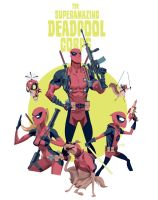deadpool corps by Dan-Mora