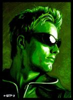 GREEN ARROW by S-von-P