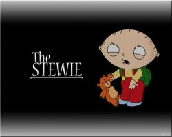 Stewie Wallpaper by Syk0tik