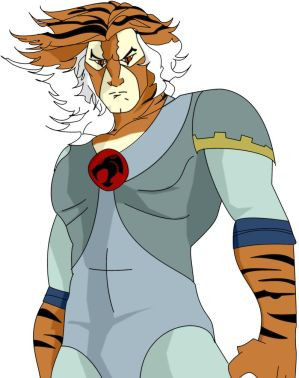 Thunder Cats Tygra on Thundercatsfanart On Deviantart