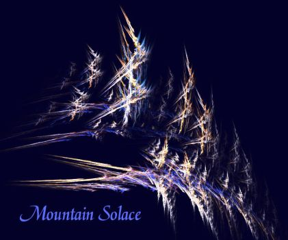 Mountain Solace by rdl