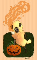 Halloween is coming by ShesscaMayWiver