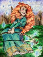 Merida by KeziArtEternal