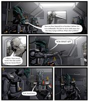 Unwelcome Emissary Page 12 by CarpeChaos