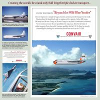 Birth of Convair's Capistrano by Bispro
