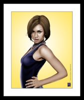 Jessica Alba by sanchezdesigns