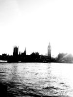 London in a new light by QueenVintage101