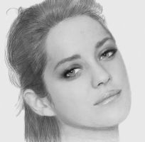 Marion Cotillard by under-the-illusion