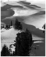 Snow Dunes by Raymaker