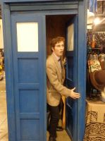 Out of the TARDIS - Wizard World Philly by CptTroyHandsome