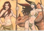 Scan CP Pinup Jam - April Goulart - Rich Molinelli by AprilGoo