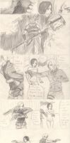Resident Evil Fan Comic Part 3 by Nippaaah