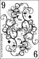 9 of spades by vasodelirium