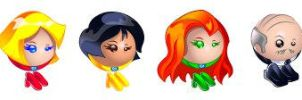 Totally spies ballz by lepota