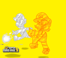 NEW SUPER MARIO BROS 2 by supermarioguy